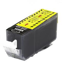 Kompatibilní inkoustová cartridge s: CANON PGI-520 Black s čipem