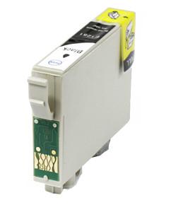 Kompatibilní inkoustová cartridge s: EPSON T1281 Black (15ml)