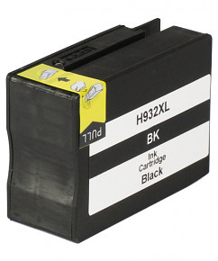 Kompatibilní cartridge s: HP 932 XL BLACK (CN053AE) - 1.000str.