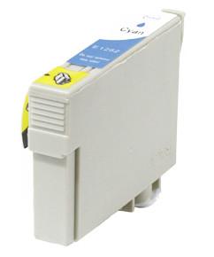 Kompatibilní inkoustová cartridge s: EPSON T1282 Cyan (14ml)