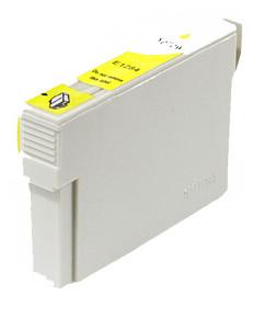 Kompatibilní inkoustová cartridge s: EPSON T1284 Yellow (14ml)