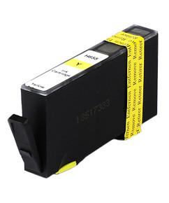 Kompatibilní inkoustová cartridge s: HP 655 Yellow - CZ112AE