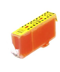 Kompatibilní inkoustová cartridge s: Canon CLI-526 Yellow