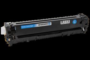 Kompatibilní laserový toner s: HP CB541A Cyan (1.400str.)