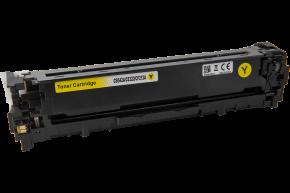 Kompatibilní laserový toner s: HP CB542A Yellow (1.400str.)