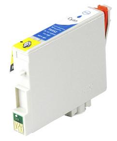 Kompatibilní inkoustová cartridge s: EPSON T0552 Cyan (12ml)