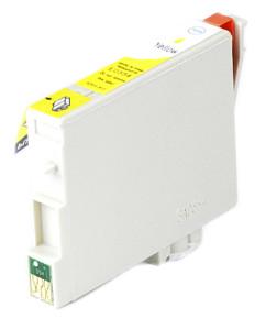 Kompatibilní inkoustová cartridge s: EPSON T0554 Yellow (12ml)