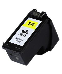 Kompatibilní inkoustová cartridge s: HP Black C8767EE (č.339 - 30ml)