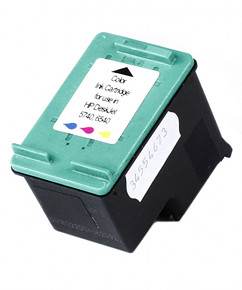 Kompatibilní inkoustová cartridge s: HP C9363 Color č.344 (18ml)