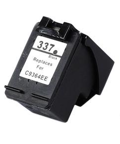 Kompatibilní inkoustová cartridge s: HP C9364 - č.337 Black (19ml)