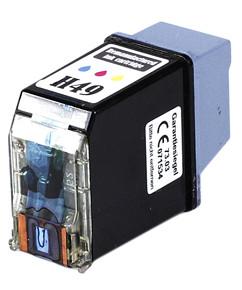 Kompatibilní inkoustová cartridge s:  HP 51649 bar. č.49 (26ml)