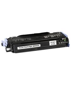 Kompatibilní laserový toner s: HP Q6000A Black - 2500str.