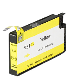 Kompatibilní  inkoustová cartridge s : HP 951XL - CN048AE Yellow (1.500str.)