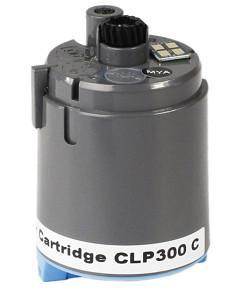 Kompatibilní laserový toner s: SAMSUNG CLP-300 Cyan - 1.000str.