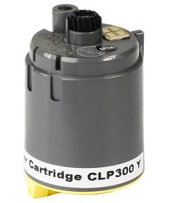 Kompatibilní laserový toner s: SAMSUNG CLP-300 Yellow - 1.000str.