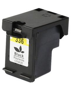 Kompatibilní inkoustová cartridge s: HP č.336 (C9362) Black 19ml
