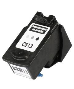 Kompatibilní inkoustová cartridge s : Canon PG-512 černá (20ml)