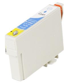 Kompatibilní inkoustová cartridge s: Epson T1292 Cyan (12ml)
