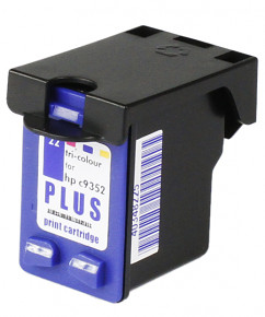 Kompatibilní inkoustová cartridge s: HP C9352 barevná č.22 XL (18ml)