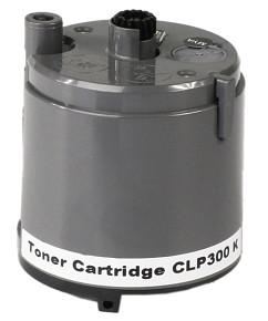 Kompatibilní laserový toner s: SAMSUNG CLP-300 Black - 2.000str.