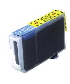 Kompatibilní inkoustová cartridge s: CANON CLI-8 Cyan bez čipu