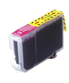Kompatibilní inkoustová cartridge s: CANON CLI-8 Magenta bez čipu