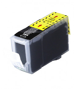 Kompatibilní inkoustová cartridge s: CANON BCI-3 Black