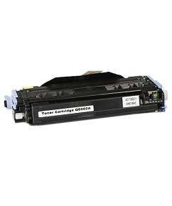 Kompatibilní laserový toner s: HP Q6002A Yellow (2000str. )