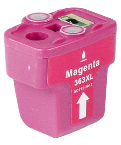 Kompatibilní inkoustová cartridge s: HP C8772EE Magenta -  č.363XL (13ml)