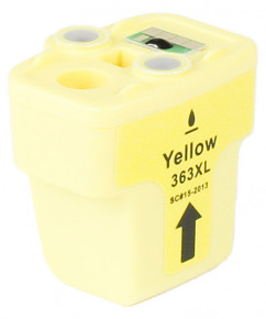 Kompatibilní inkoustová cartridge s: HP C8773EE Yellow - č.363XL (13ml)