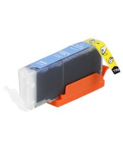 Kompatibilní inkoustová cartridge s : CANON CLI-551 Cyan 11ml