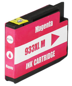 Kompatibilní cartridge s : HP 933 XL Magenta (CN055AE) - 14ml