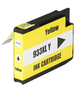 Kompatibilní cartridge s :HP 933 XL Yellow (CN056AE) - 14ml