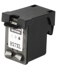 Kompatibilní inkoustová cartridge s: HP C8727A černá č.27 (20ml)