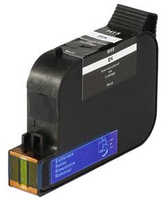 Kompatibilní inkoustová cartridge s: HP C6615A černá č.15 (42ml)