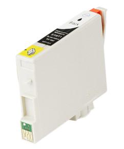 Kompatibilní inkoustová cartridge s: EPSON T0611 Black (18ml)