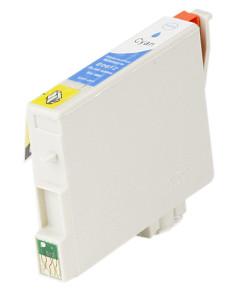 Kompatibilní inkoustová cartridge s: EPSON T0612 Cyan (18ml)
