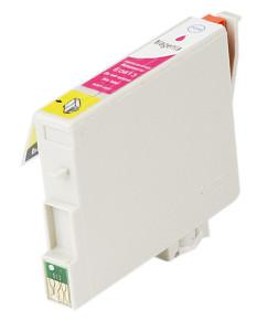 Kompatibilní inkoustová cartridge s: EPSON T0613 Magenta (18ml)