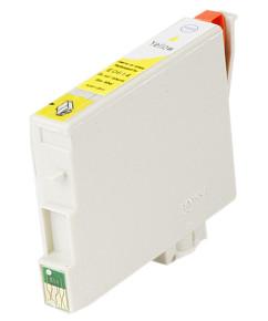 Kompatibilní inkoustová cartridge s: EPSON T0614 Yellow (18ml)