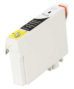 Kompatibilní inkoustová cartridge s: EPSON T0711 Black (13ml)