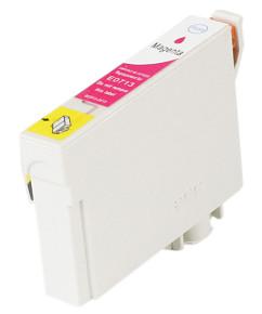 Kompatibilní inkoustová cartridge s: EPSON T0713 Magenta (13ml)