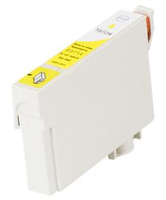 Kompatibilní inkoustová cartridge s: EPSON T0714 Yellow (13ml)