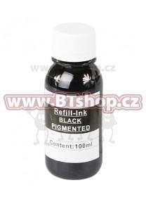 Samostatný inkoust pro cartridge CANON PG-540, PG-540XL Black (100ml)