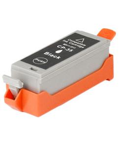 Kompatibilní inkoustová cartridge s: CANON PGI-35 Black