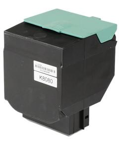 Kompatibilní laserový toner s: LEXMARK C540 Black (2.500str.) - C540H1KG