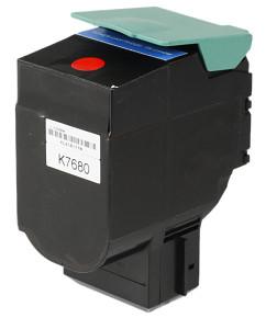 Kompatibilní laserový toner s: LEXMARK C540 Magenta (2.000str.) - C540H1MG