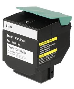 Kompatibilní laserový toner s: LEXMARK C544 Black (6.000str.) - C544X1KG