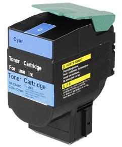 Kompatibilní laserový toner s: LEXMARK C544 Cyan (4.000str.) - C544X1CG