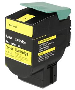 Kompatibilní laserový toner s: LEXMARK C544 Yellow (4.000str.) - C544X1YG