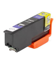Kompatibilní inkoustová cartridge s: EPSON T2431 XL Black